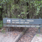 Sign on track (7172)