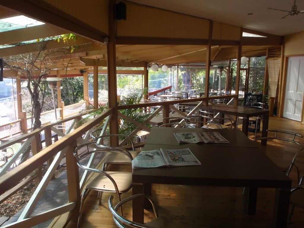 Berowra Waters Garden House restaurant