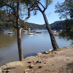 heading north from Berowra Waters