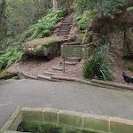 Galston Gorge track head