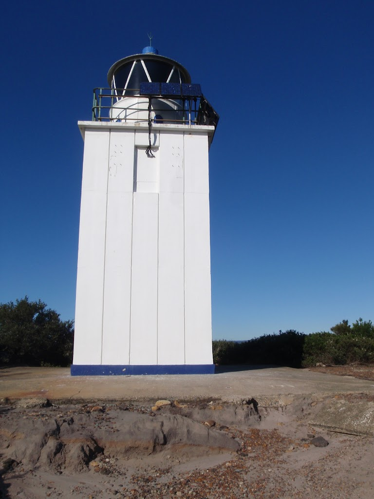 cape bailey lighthouse