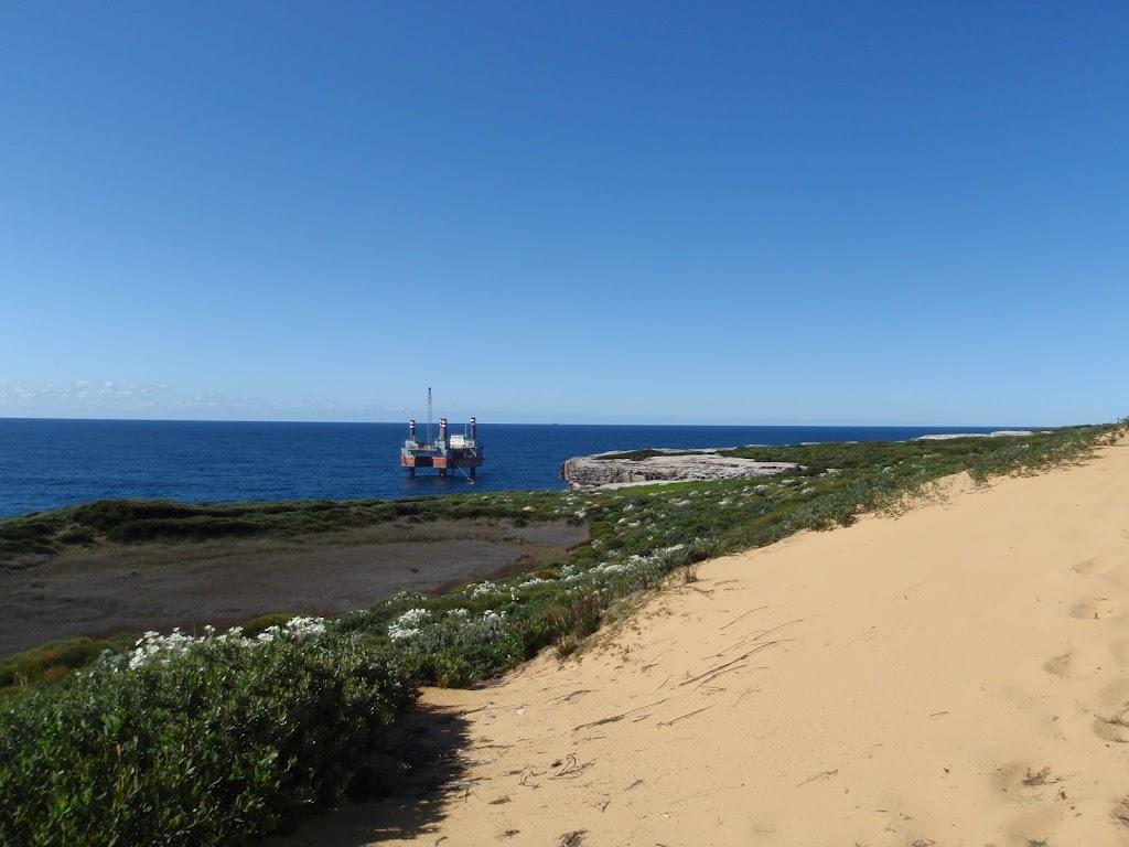 off shore platform (75555)