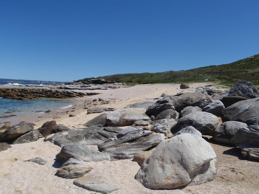 small shelly beach