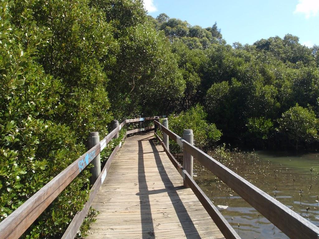 salt pan creek boardwalk