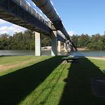Salt Pan Creek pipe bridge (77407)