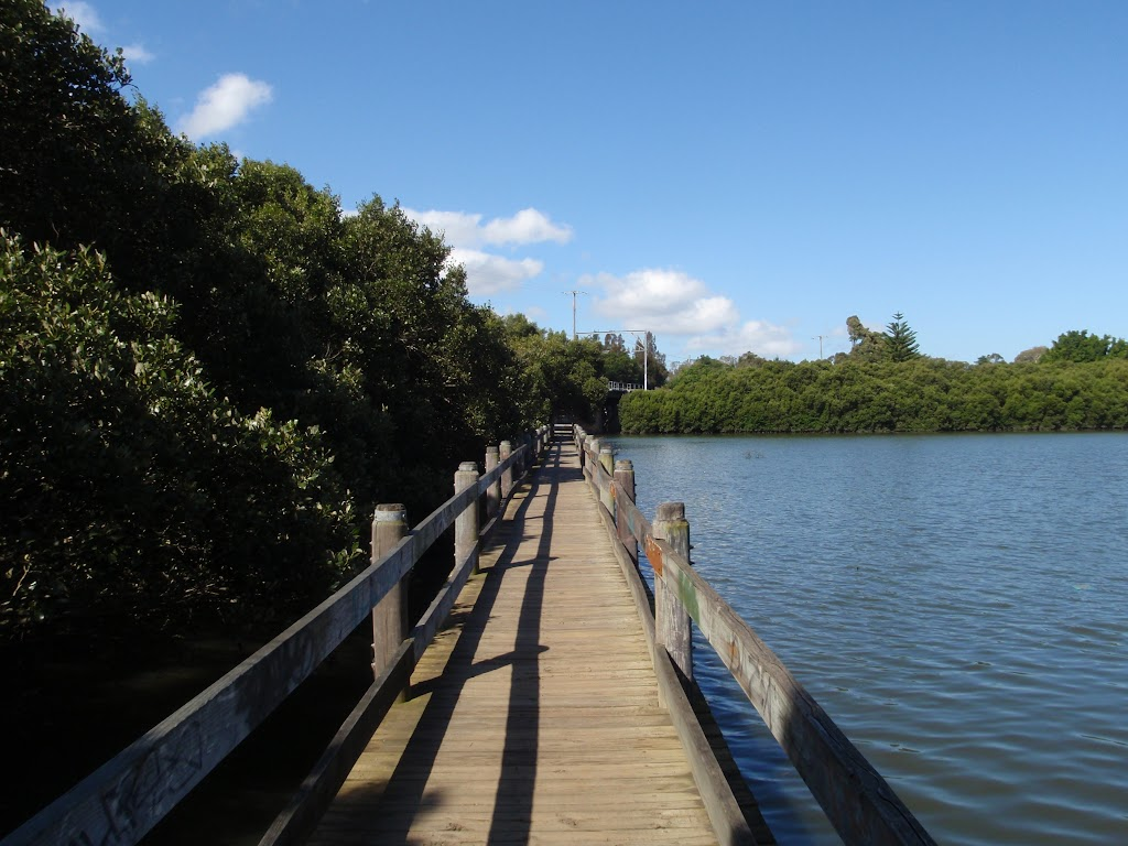 Salt Pan Creek boardwalks