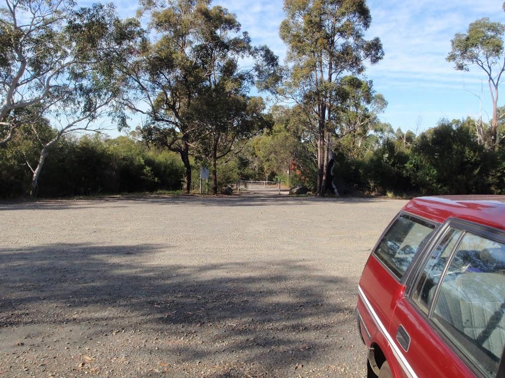 Canoon Rd car park