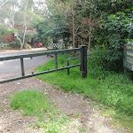 Boundary Rd gate