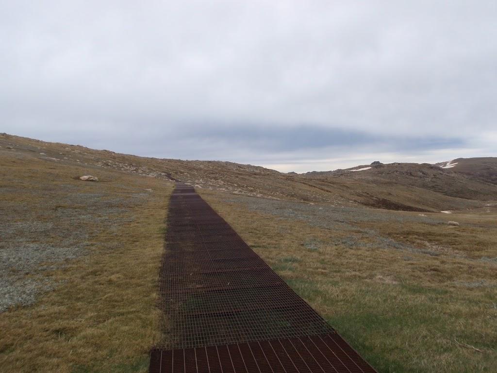 following the kosciuszko path