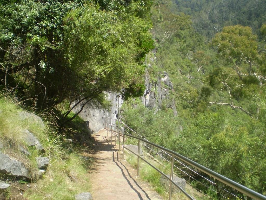 Carlotta's Arch Footpath