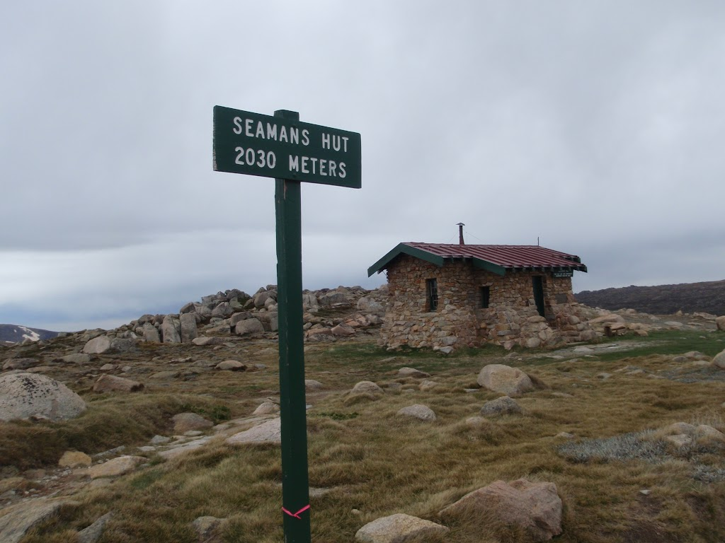 Seamans Hut (85213)
