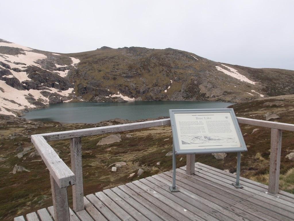 Blue Lake lookout