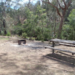 Jacobs River Camping Area