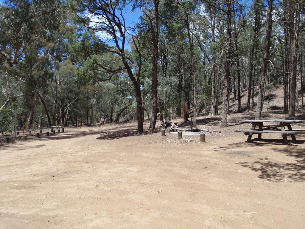 Willis Camping Area