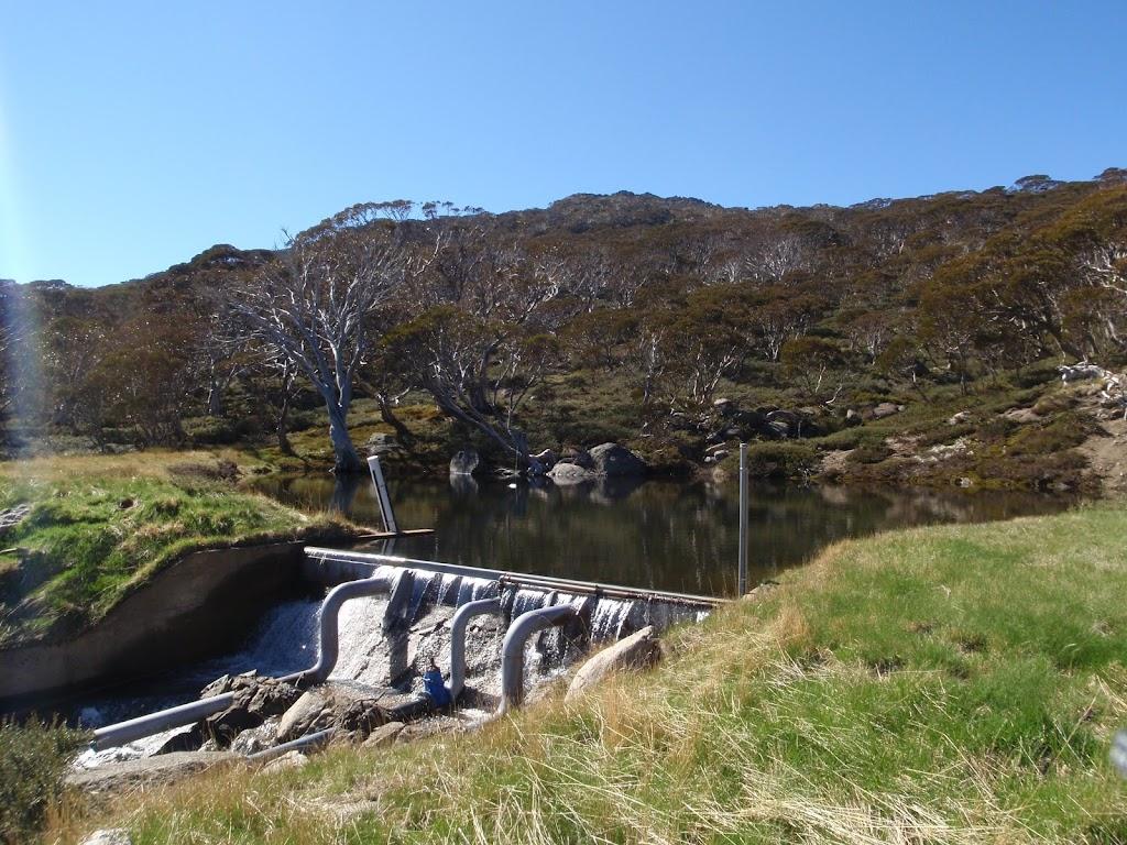charlottes pass dam