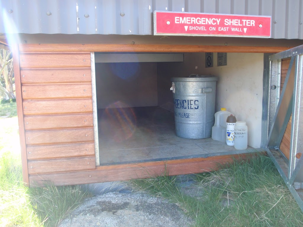 emergency shelter at the lodge