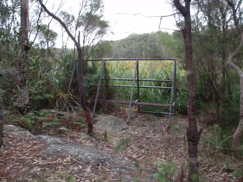 birdwatchers observatory frame