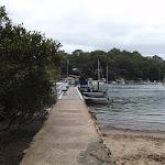 Public pier at Elvina Bay  (90633)