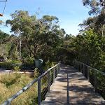 following the wooden footbridge (91582)