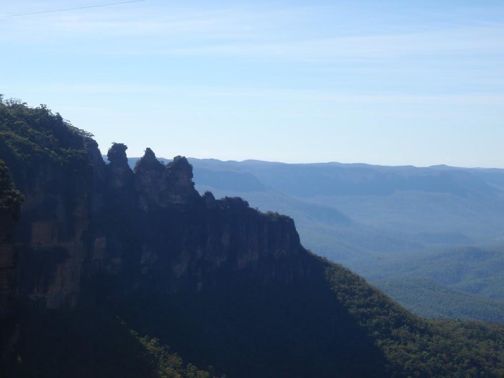 View from Vanimans Lookout