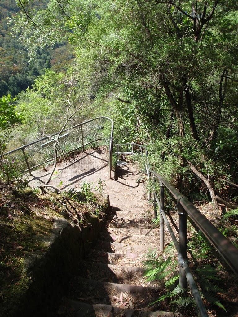 Top of Furber Steps