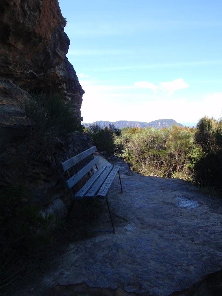 a nice spot to take a rest