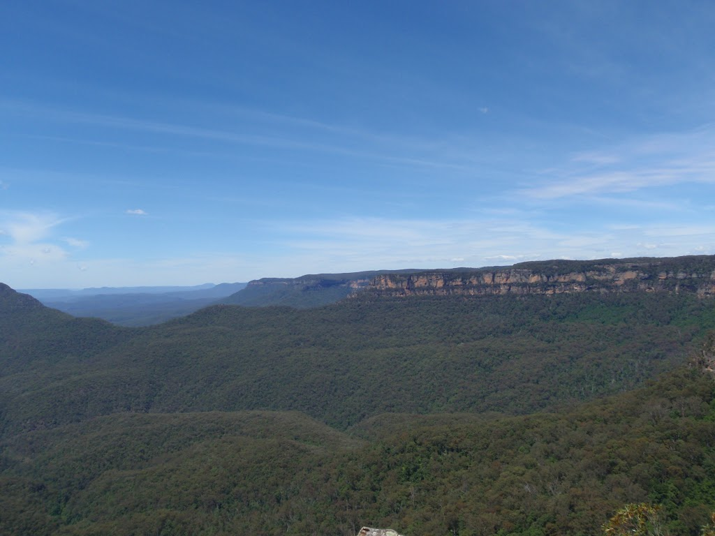 View from Lady Darley Lookout