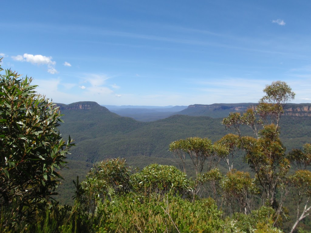 View from near Lady Darley Lookout