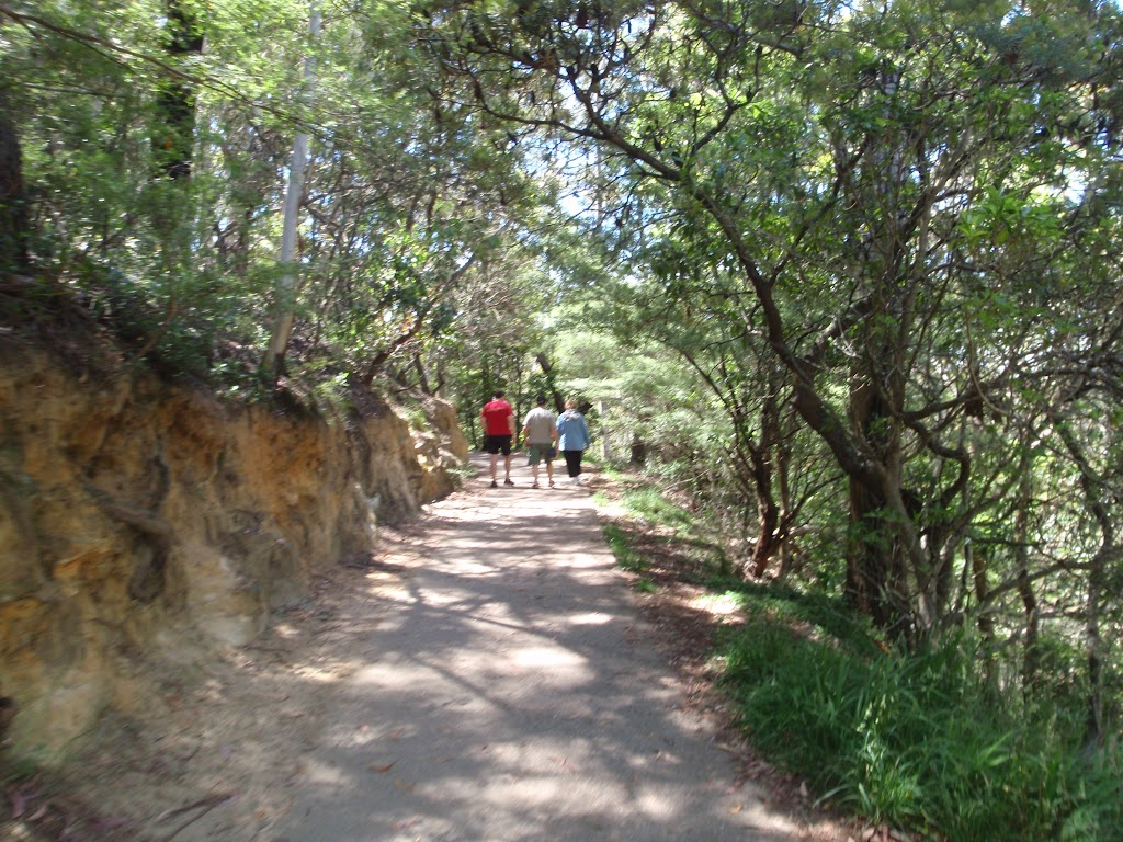 Following the path to the Three Sisters