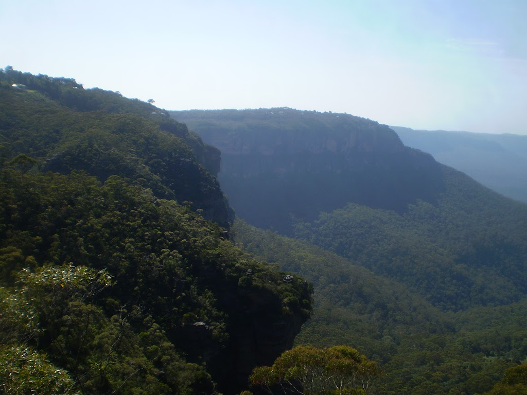 The Jamison Valley from Barrabaroo Lookout