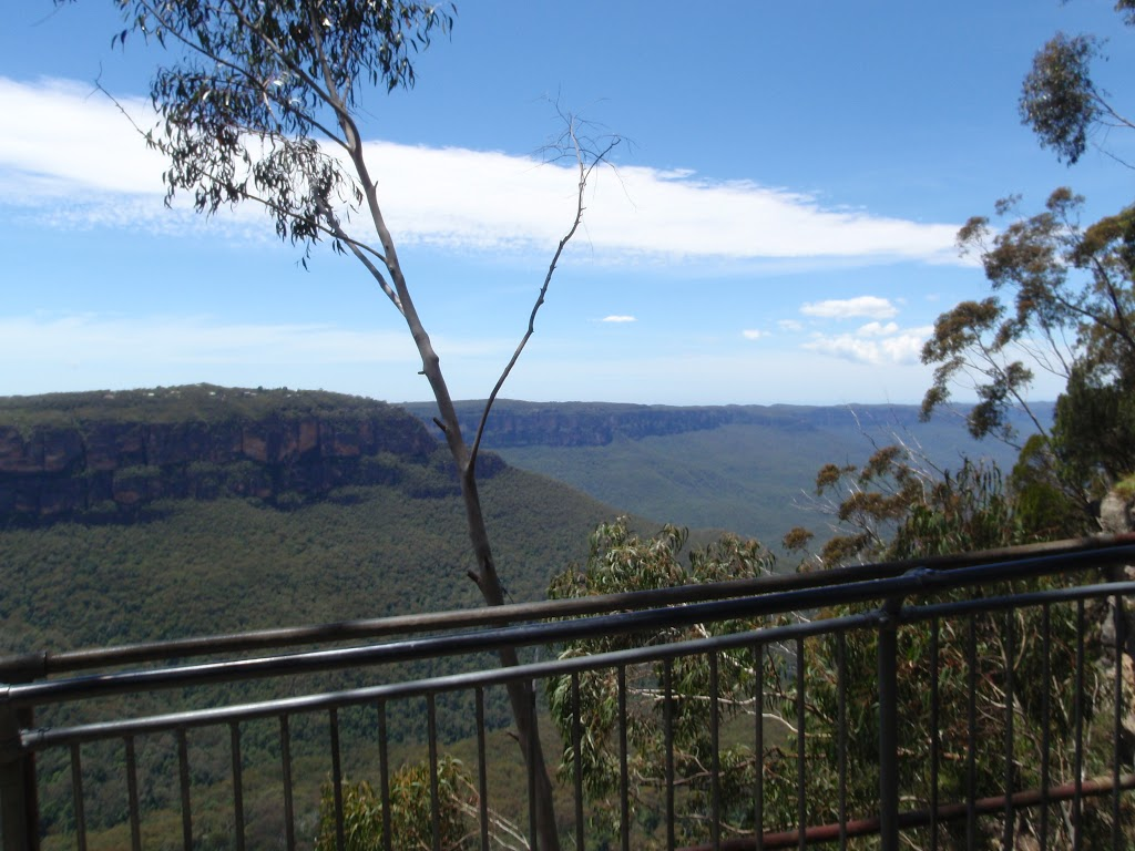 View from Millamurra Lookout