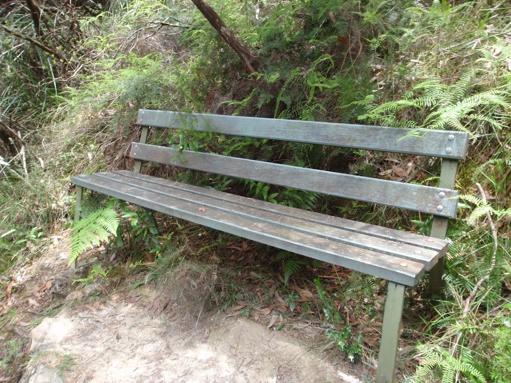 Chair on walk