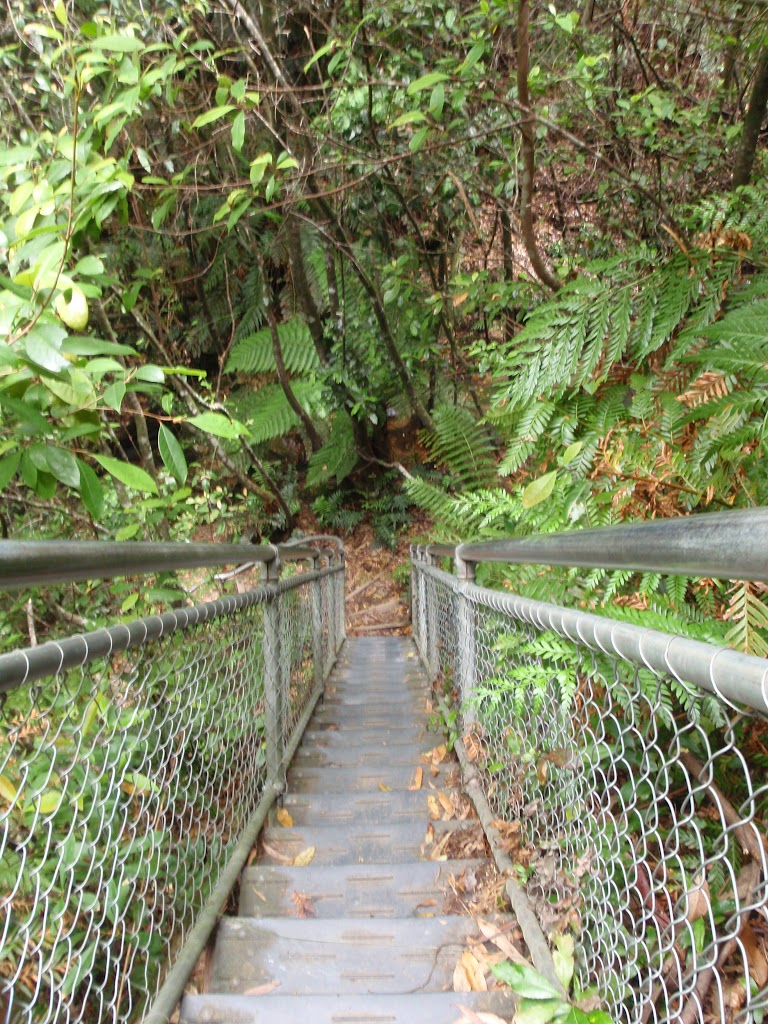 Stair case on Federal Pass