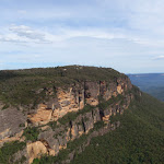 Sublime Point escarpment from Gordon Falls Lookout (93730)