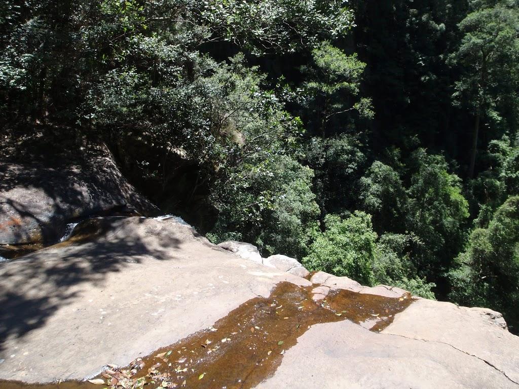 Top of Vera Falls