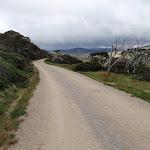 Looking towards the Main range from near Charlottes Pass (96205)