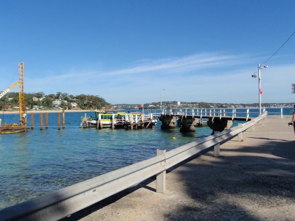 Bundeena Ferry wharf (98708)