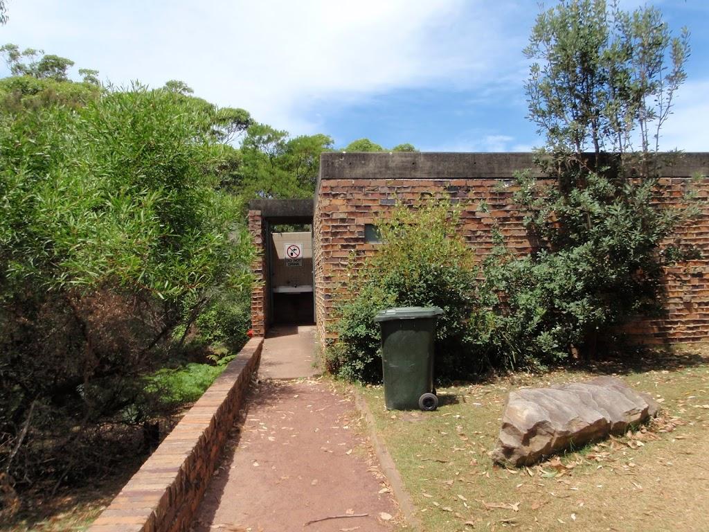 Wattamolla toilets (99521)