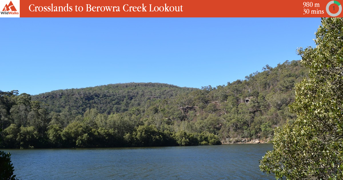 how to get to berowra creek