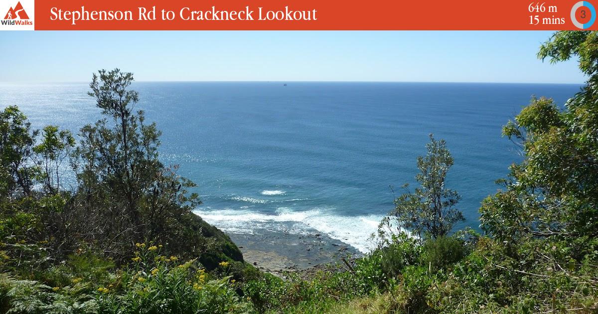 Crackneck walk